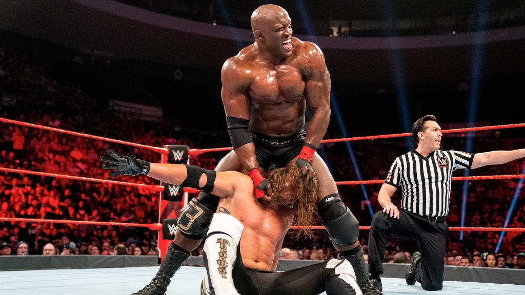 @WWE's photo on Rollins