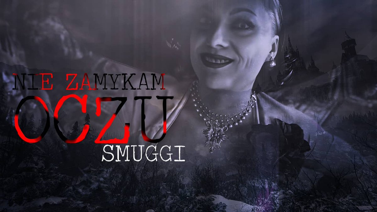 """To celebrate the release of Resident Evil Village and the 25th anniversary of the series, Smuggi and I prepared the song """"I'm not closing my eyes""""  Lyrics and melody were created 100% by Smuggie.   The song is available on YT channel: Smuggi.  #ResidentEvilVillage @CapcomEurope https://t.co/Xsd4U2kmTq"""