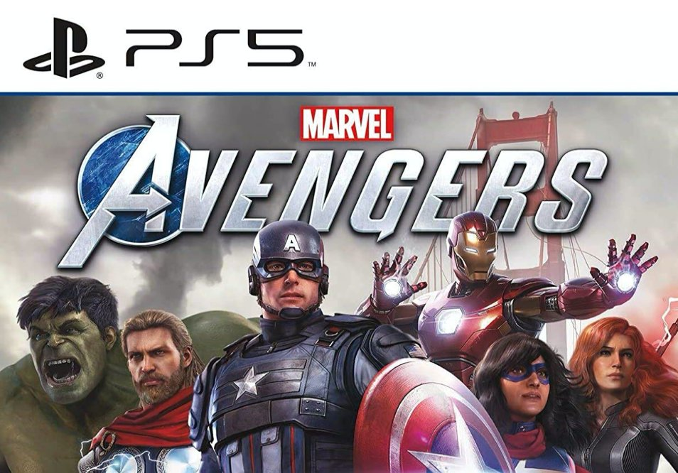 Marvel's Avengers PS5 $24.99  Amazon USA