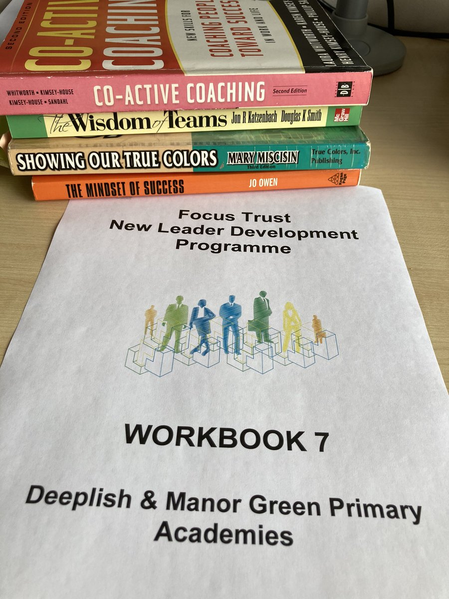 I was so sorry to say goodbye to the delegates on the New Leadership Development course this week. I have really enjoyed delivering a joint programme to leaders from @DeeplishPA and @TeamManorGreen. Great engagement, great responses and we had fun too!