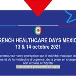 French Healthcare Days #Mexico -> 13 et 14 octobre 2021.  Faites la promotion de vos solutions de soins #préhospitaliers et de la médecine d'#urgence sur le marché Mexicain. ➡ webinaire de présentation le 19 mai à 17h https://t.co/CV7BsiePnE #frenchhealthcare #export #Mexique