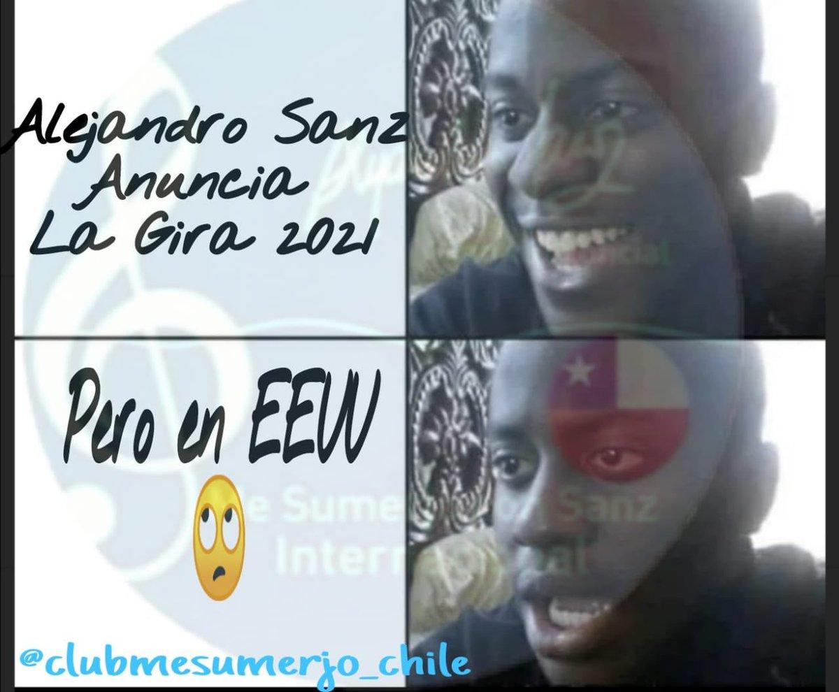 Un poco de humor🤭🤭🤭 Así estamos esperando novedades😅 La esperanza nunca se pierde💪😜 @AlejandroSanz @MeSumerjo_Chile @ClubMeSumerjo #alejandrosanz  #viernes  #humor #memes #LaGiraUSA  #LaGiraChile  #esperanza #sumergidasenacción  #concierto  #música #mesumerjochile  #animo