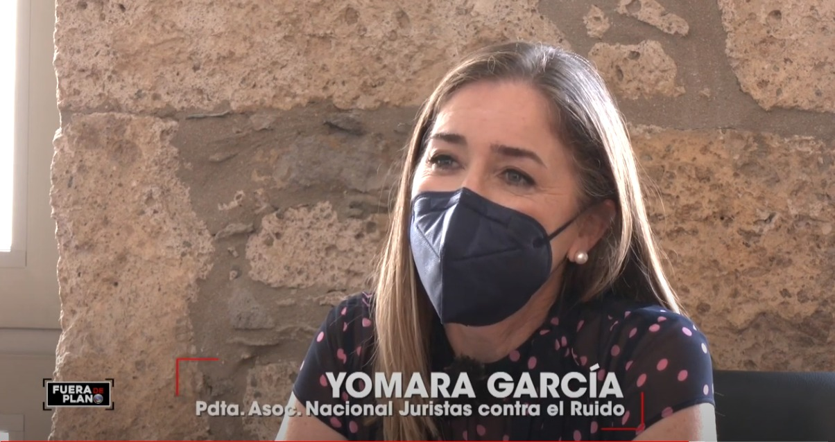 Entrevista a Yomara García en el Programa Fuera de plano