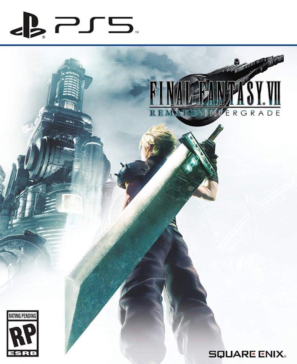 Final Fantasy VII Remake Intergrade PS5 $69.99  Amazon USA