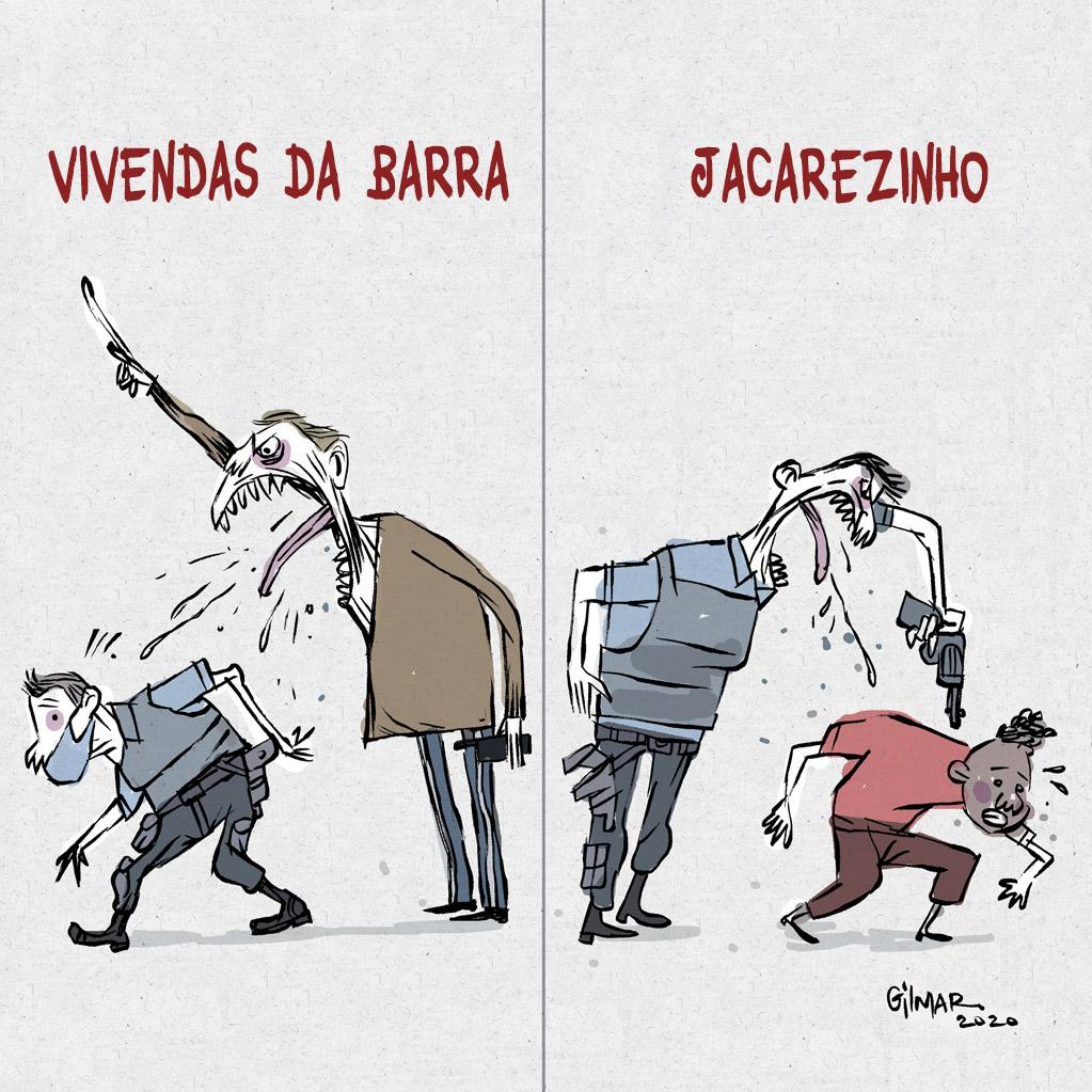 Vivendas da Barra x Jacarezinho https://t.co/WRKpAJtF01