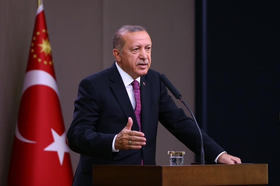 أردوغان تركيا تسعى إلى استئناف تحالف تاريخي مع الشعب المصري