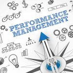 Image for the Tweet beginning: When done well, performance management
