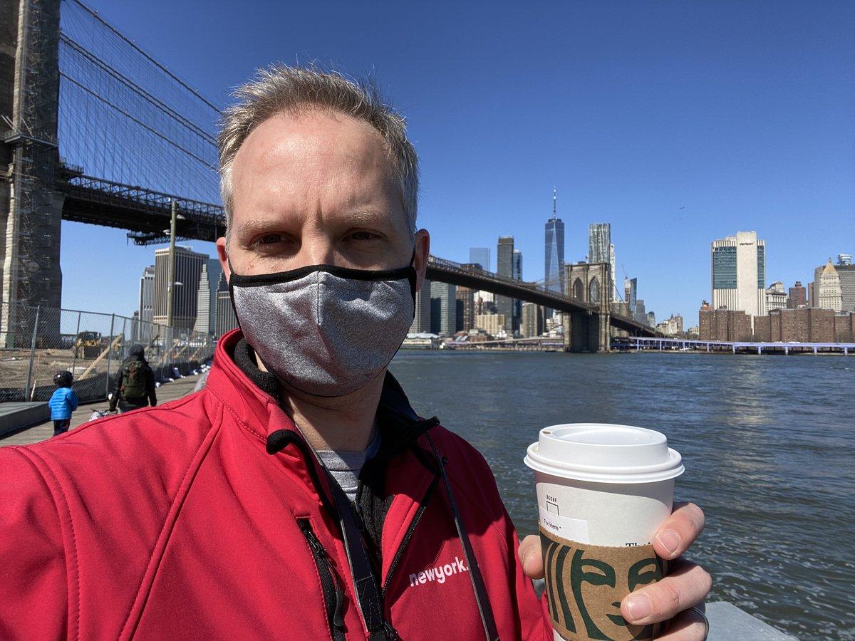 Schönes Wochenende aus New York!