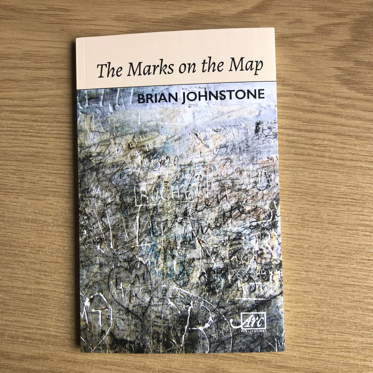test Twitter Media - We're so sad to hear of the death of Scottish poet Brian Johnstone. Sharing a poem from his 2021 collection @Arc_Poetry  The Marks on the Map. A reminder that people can leave a  long long trace on the landscape. https://t.co/LOrU2VFOOe