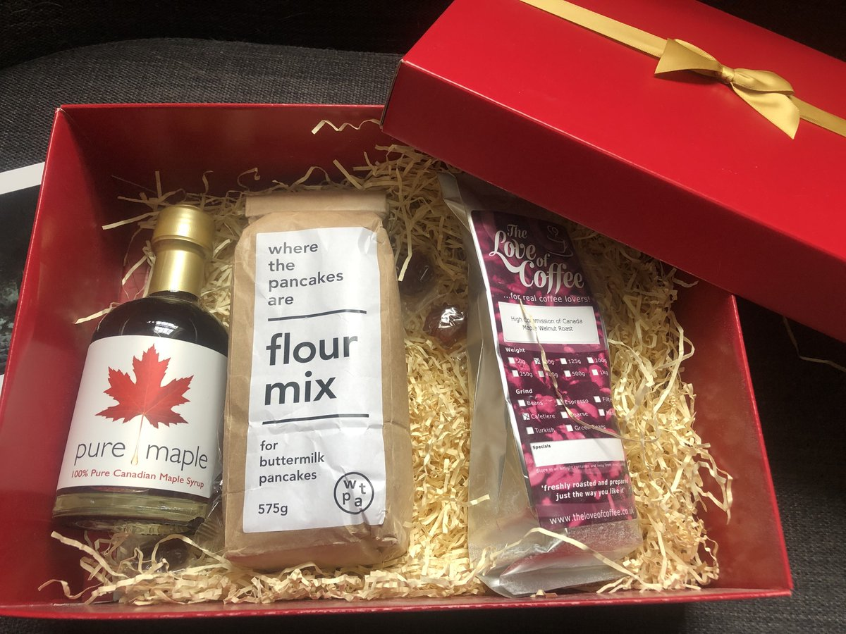 test Twitter Media - Ah now this is sweet...Can't wait to tuck into these lovely goodies for a traditional Canadian #SugarShack breakfast this weekend to celebrate spring, courtesy of our friends at @CanadianUK - flipping marvellous! #CanadaHouse 🥞🍁☀️ https://t.co/77N97QpxFK