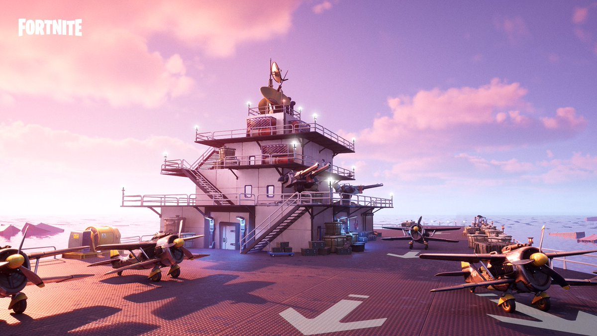 Assemble your squadron and fight for the skies!  Play Freaky Flights by @SenixFN in the Creative Showcase now. https://t.co/4kcrJkdTMe
