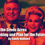 Image for the Tweet beginning: Hey! Stop the Green Acres