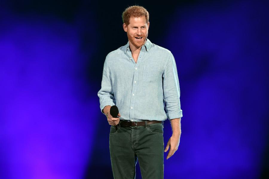 @iHeartRadio's photo on Prince Harry