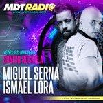 Image for the Tweet beginning: ¡Tarde de Viernes en @mdtradio