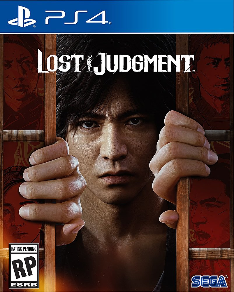"The Tojo Dojo-Yakuza News on Twitter: ""Lost Judgment boxart:… """
