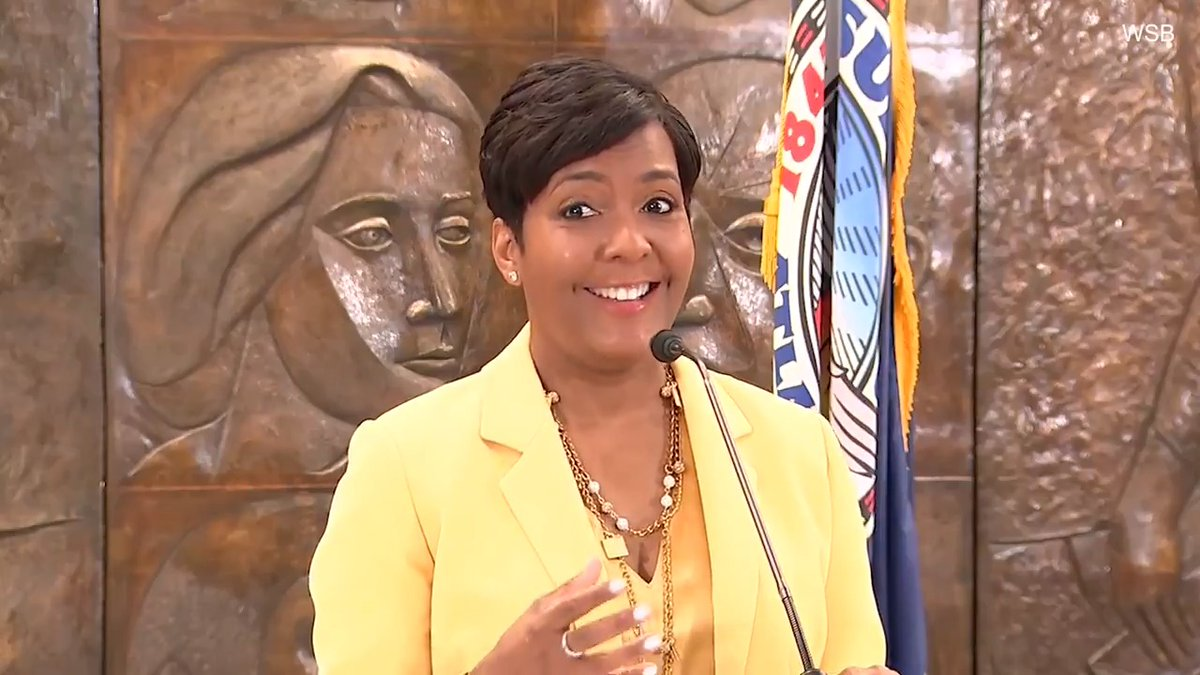 WATCH: Mayor Bottoms explains during a press conference that there was not just one thing that went into her decisions to announce that she is not running for re-election. But the recent tornado in Atlanta made her realize that