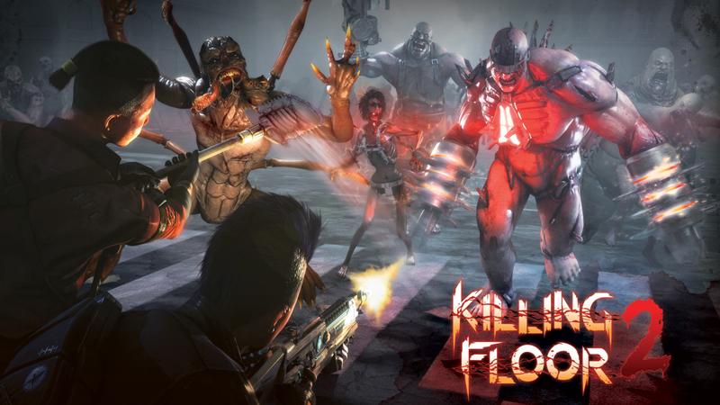 Floor 2 Twisted Christmas 2021 Release Date Killing Floor Killingfloor Twitter