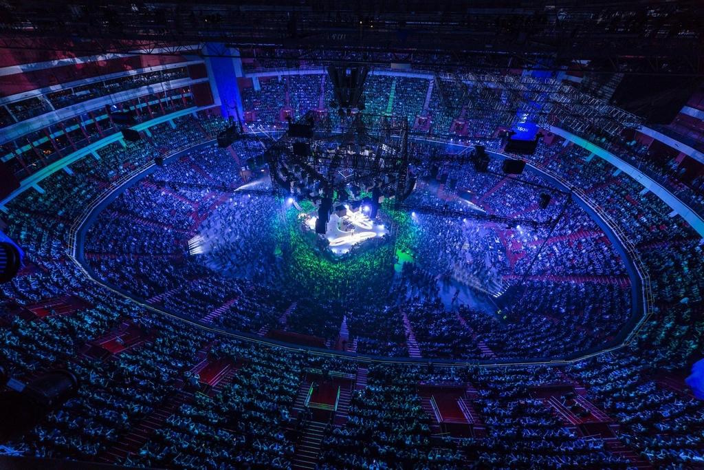 Grattis på 3-årsdagen säger vi till Metallicas publikrekord på Ericsson Globe! https://t.co/FP2j3ocig0