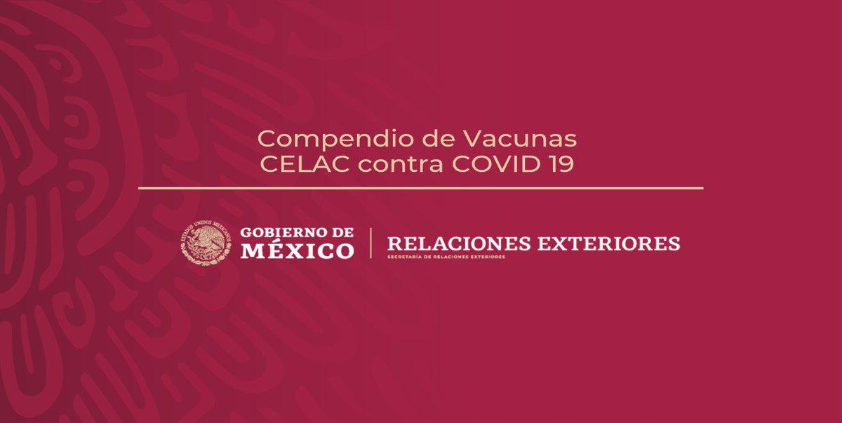 """🌎💉🦠   Descarga el """"Compendio de Vacunas CELAC contra COVID-19"""" que incluye a los 13 proyectos más avanzados desarrollados en Latinoamérica 🇦🇷🇧🇷🇨🇱🇨🇺🇲🇽.  https://t.co/C8gG8oaDoy https://t.co/wO0yABMWvf"""