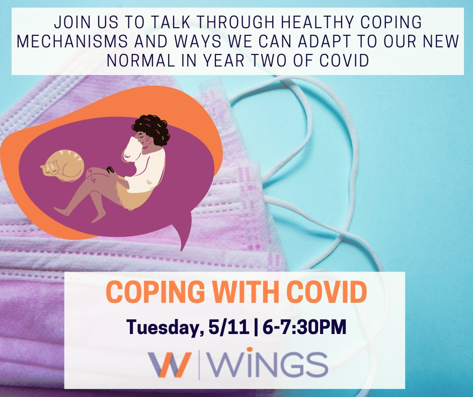 """test Twitter Media - Can you believe it has been over a year since COVID turned our lives upside-down? 2021 brings new hope but we still face challenges.  Join us on Tues. to learn stress management tips in our """"Coping with COVID"""" class. Register: https://t.co/87gQ9BObJ4 #mentalhealthawareness https://t.co/80JuXqquwL"""