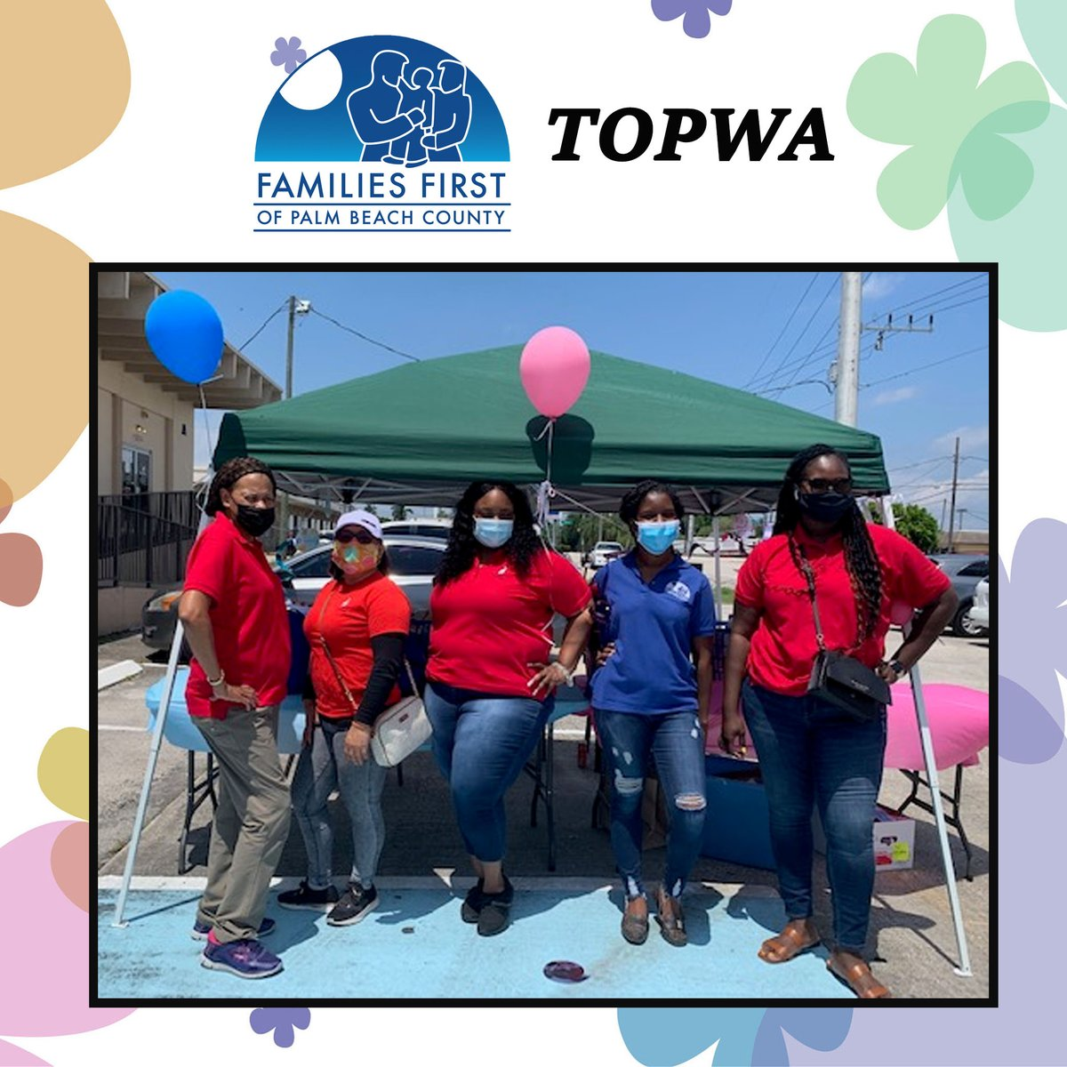 Congratulations! @PBUnitedWay is proud to help support the @FamiliesFirstPB TOPWA program through the generous donations we receive to our annual campaign. #LiveUnited #PalmBeachCounty https://t.co/FEe7ie9Ed1