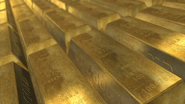 Image for the Tweet beginning: Best Week For Gold Since