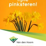 Image for the Tweet beginning: Maandag 24 mei Tweede Pinksterdag,