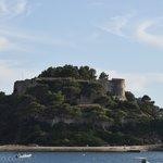 Image for the Tweet beginning: Fort de Brégançon, Var, France . #schloss
