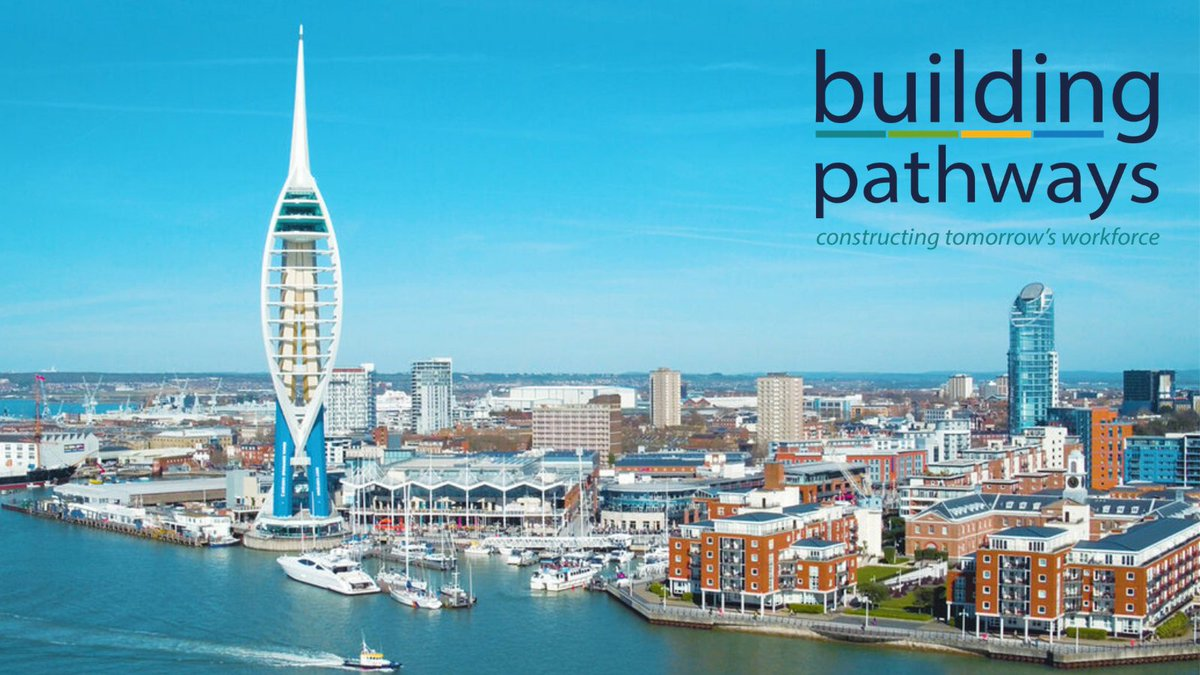 Portsmouth City Council is in the midst of a #regeneration, with an ambitious vision for the city's future that benefits its inhabitants. Read how our Director, Mike Davis-Marks, has been supporting Portsmouth's next generation of construction workers https://t.co/kvgbPNxZvv