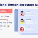 Image for the Tweet beginning: Being an HR is always