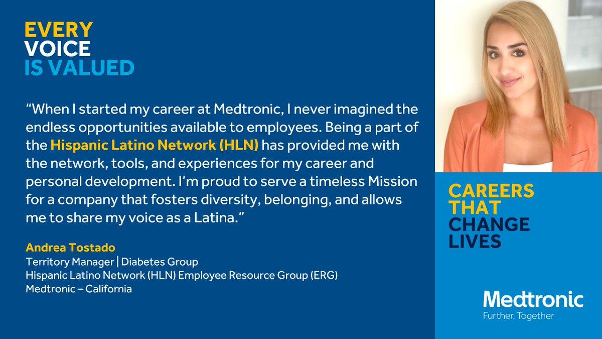 Medtronic Hispanic