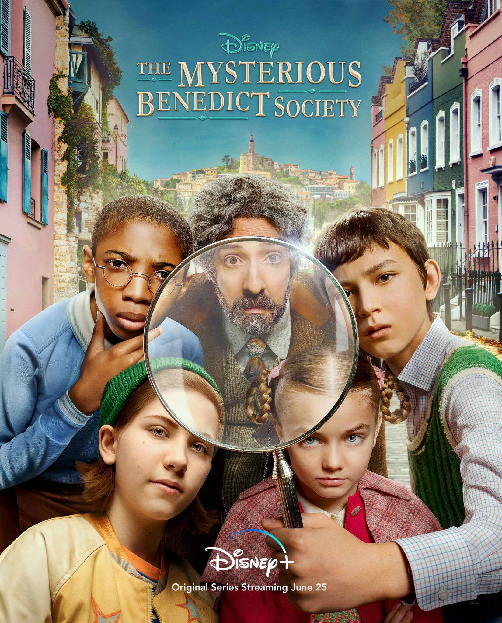 Le Mystérieux Cercle Benedict [20th Television/Disney - 2021] E11ibh2VcAAXzWc?format=jpg&name=large