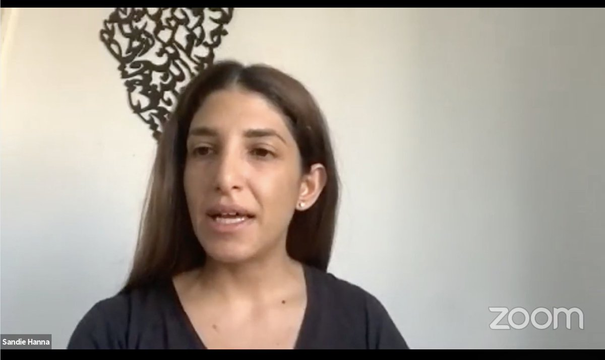 To global feminist movements: speak up, be prepared to call the oppression of occupation by its name. Palestine is a feminist issue. Don't tire, don't give up - @SandieHanna https://t.co/gn4PZBZHKj https://t.co/Hm2OWJNmR5