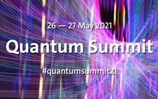 保存日期!#QuantumSummit21在一周内进行。你可以期待......