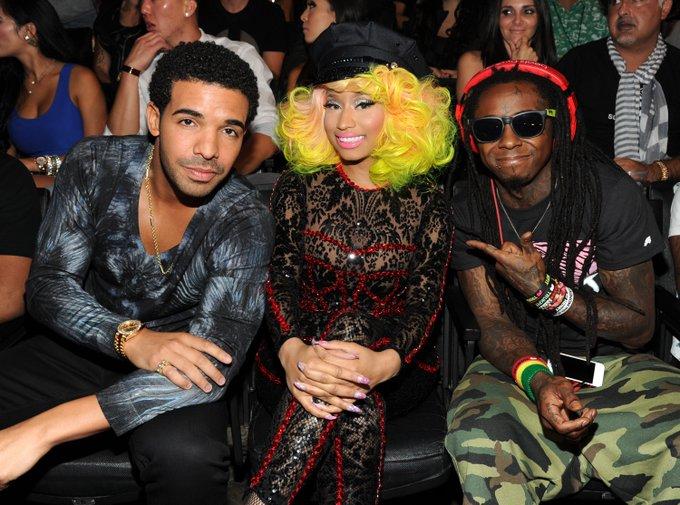 Nicki Minaj Seeing Green Lyrics