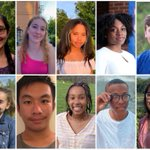 Image for the Tweet beginning: Congrats to Charlotte-Mecklenburg Youth Council's