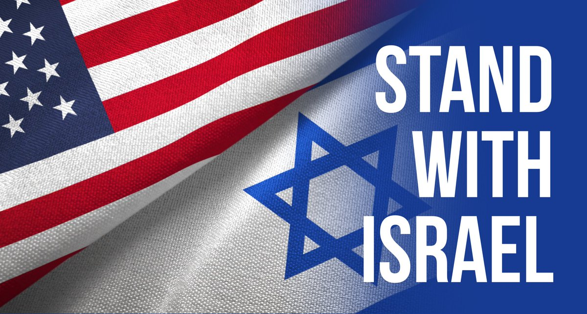 1/ I joined House Foreign Affairs Committee Lead Republican @RepMcCaul and over 100 Republican House Members in a letter to President Biden supporting Israel's right to self-defense.  #StandWithIsrael https://t.co/DK9iY2awUT