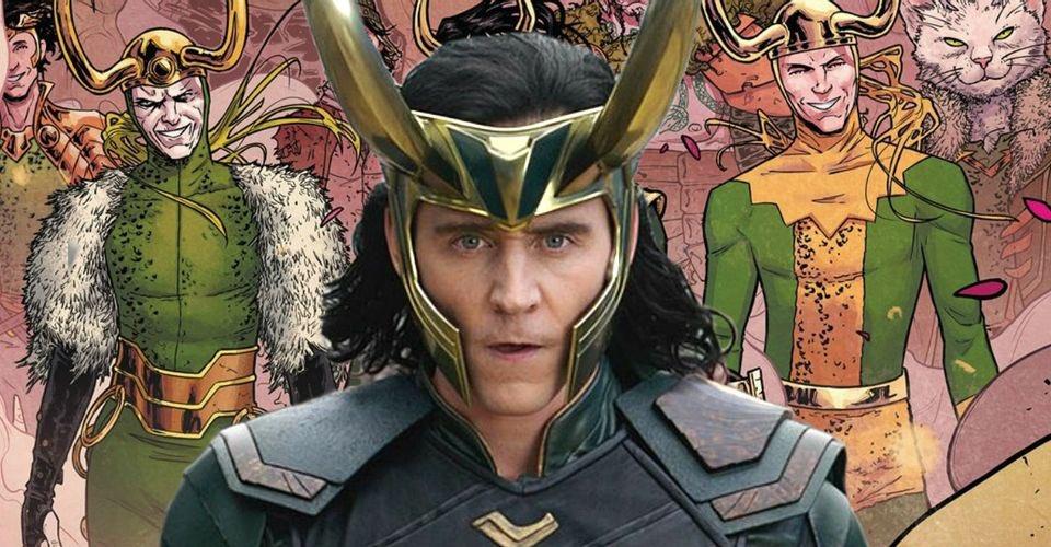 """⍟ Strip Marvel ⍟ a Twitter: """"Kevin Feige sobre 'Loki': """"Parte de la  diversión del MULTIVERSO y de jugar con el tiempo es ver otras versiones de  los personajes, y OTRAS VERSIONES"""