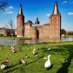 Image for the Tweet beginning: Castle:  Hoensbroek is a