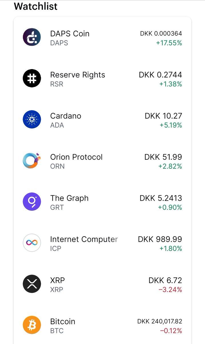 1 bitcoin in dkk