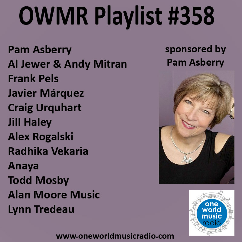 Pam Asberry takes playlist #358  The link to the playlist can be found by following below. https://t.co/UtmyA8rtPO  #instrumentalmusic #owmr #solopiano #pianomusic @PamAsberry https://t.co/1SqQ3sdiCR