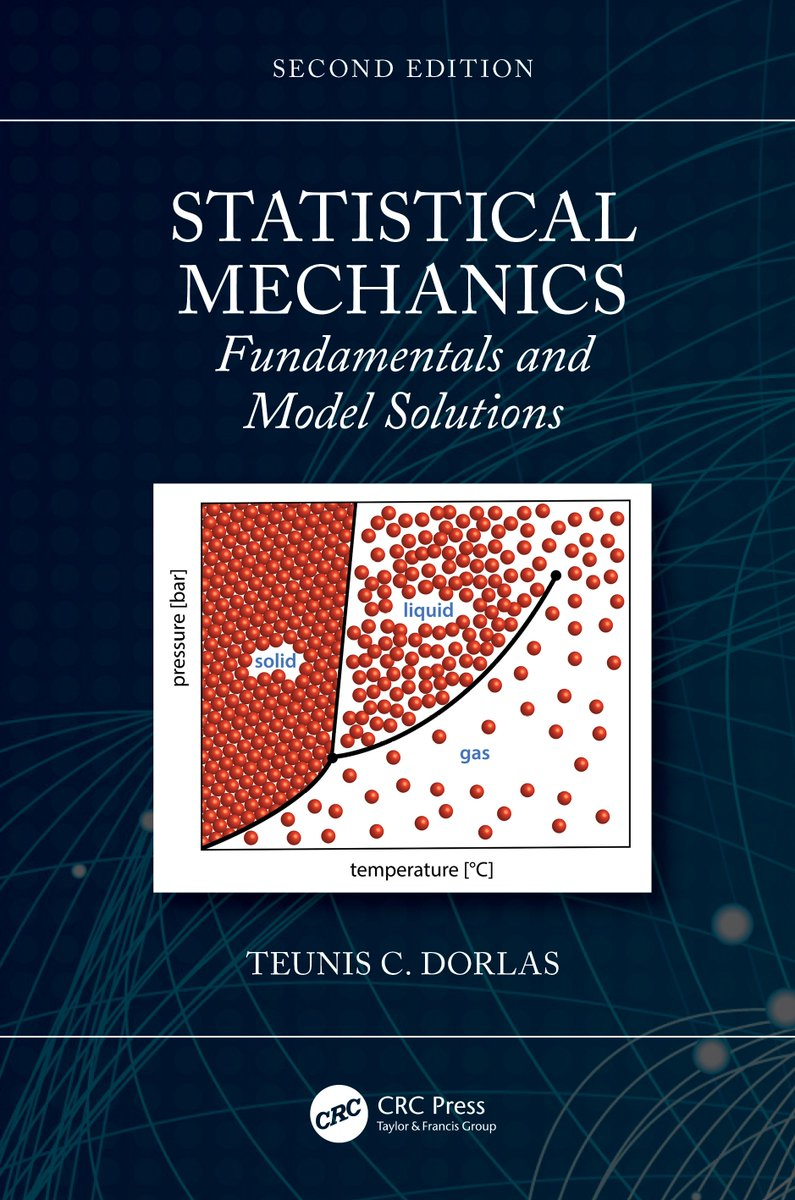 test Twitter Media - The 2nd edition of Prof. Tony Dorlas' book Statistical Mechanics: Fundamentals & Model Solutions has been published by CRC Press. https://t.co/UBgymhZHTr