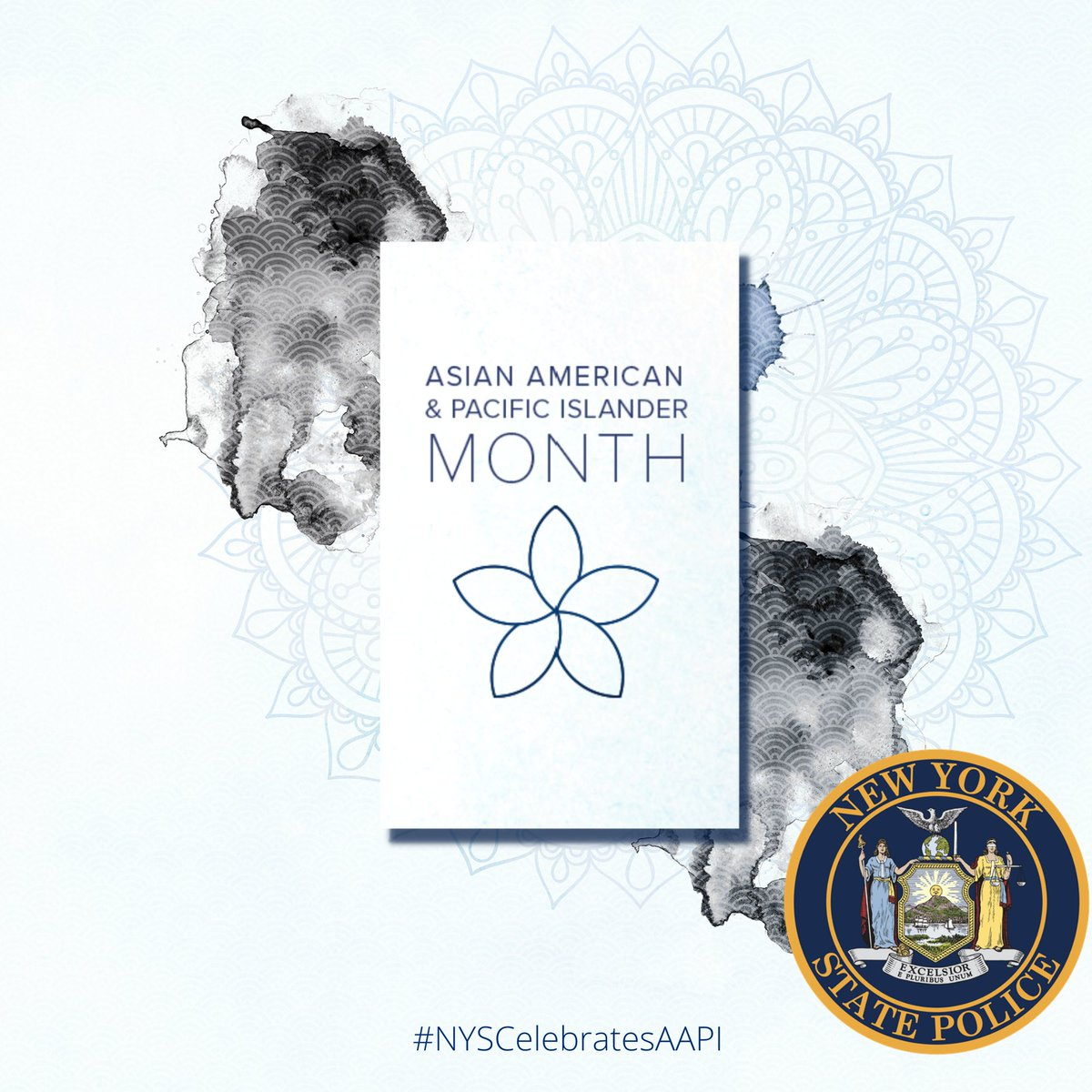 As we celebrate #AAPIHM, the men and women of the #NYSPolice are proud to stand with and serve all people from every community. #NYSCelebratesAAPI https://t.co/6mtTQfcAfM
