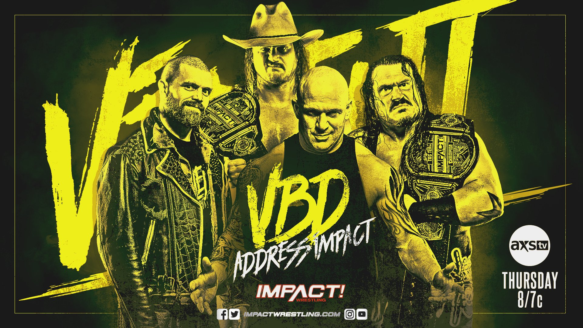 Brace for IMPACT for 5/27/21