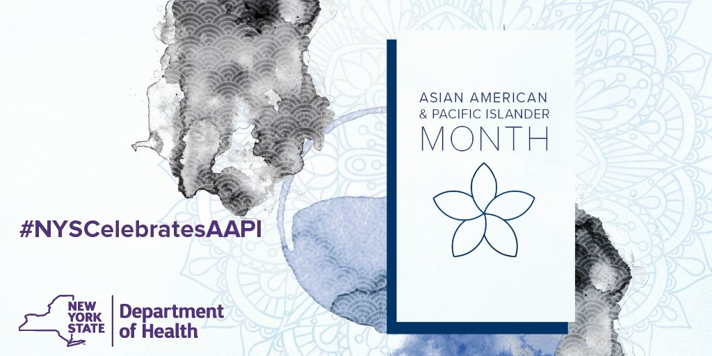 The #AAPI community gets screened for cancer less often than white counterparts. COVID-19 may have caused more delays. Cancer doesn't wait. Schedule a breast, cervical or colorectal cancer screening. #NYSCelebratesAAPI #AAPIHeritageMonth https://t.co/5GAFAVxyHZ https://t.co/pJd6w9u1tX