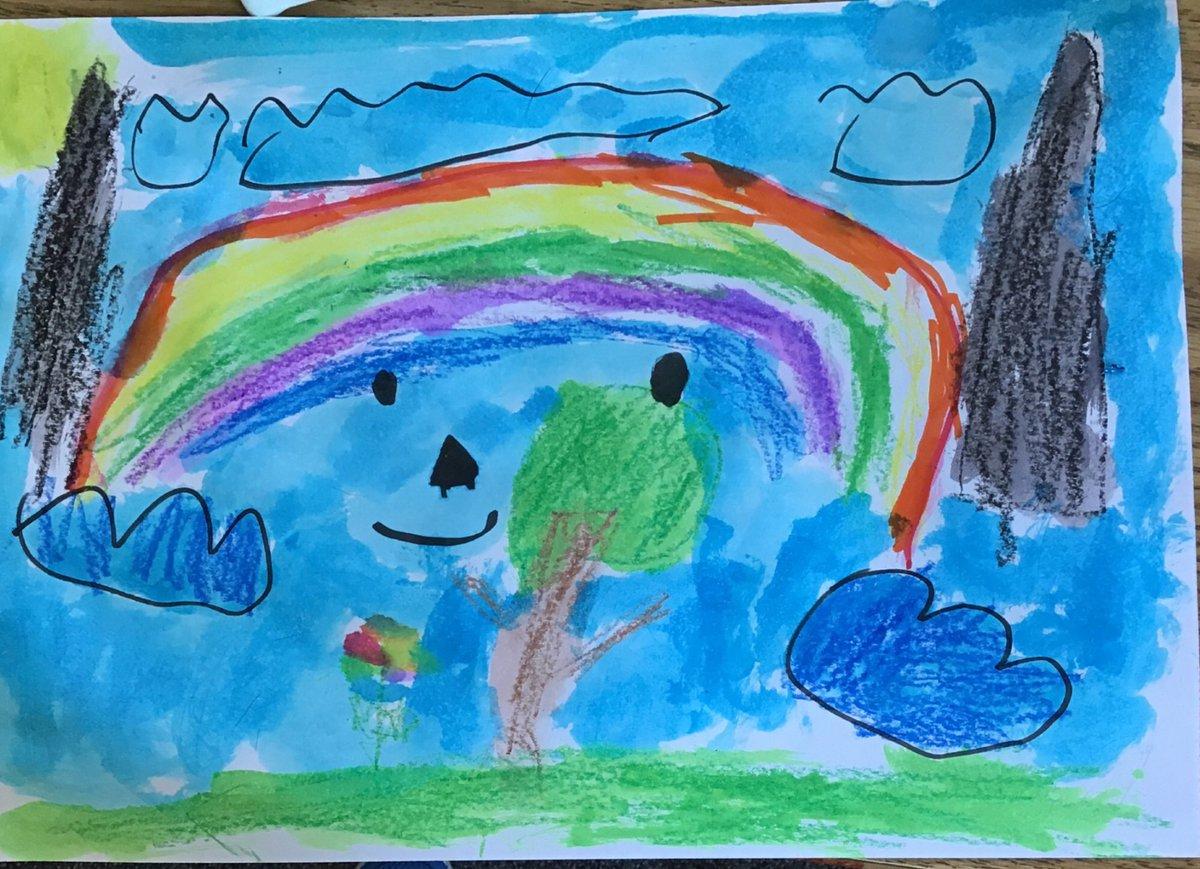First Grade rainbows <a target='_blank' href='http://twitter.com/gzaberer'>@gzaberer</a> <a target='_blank' href='http://twitter.com/HFBFirstGrade'>@HFBFirstGrade</a> <a target='_blank' href='http://twitter.com/hfbPTA'>@hfbPTA</a> <a target='_blank' href='http://twitter.com/HFBAllStars'>@HFBAllStars</a> <a target='_blank' href='https://t.co/Hss4L7P4gh'>https://t.co/Hss4L7P4gh</a>