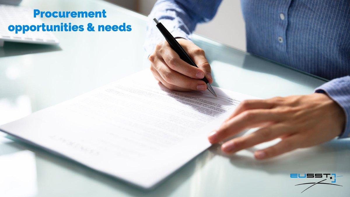 Image for the Tweet beginning: Interested in #procurement procedures &