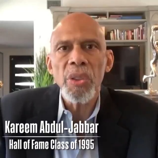 Following the announcement of the finalists for the inaugural Kareem Abdul-Jabbar Social Justice Champion award, Kareem takes us through his personal journey of discovering and developing his voice for social activism. #SocialJusticeChampion  Learn More: https://t.co/KFGW5diiCv https://t.co/99Q0jy9v6W