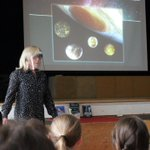 In workshops on 'Unlocking the Universe', Lucy Hawking got children thinking about different ways we can travel across the universe. Teachers and pupils alike were enthralled by how she bought science to life and outer space closer to home. Thank you for a fabulous Science Day.