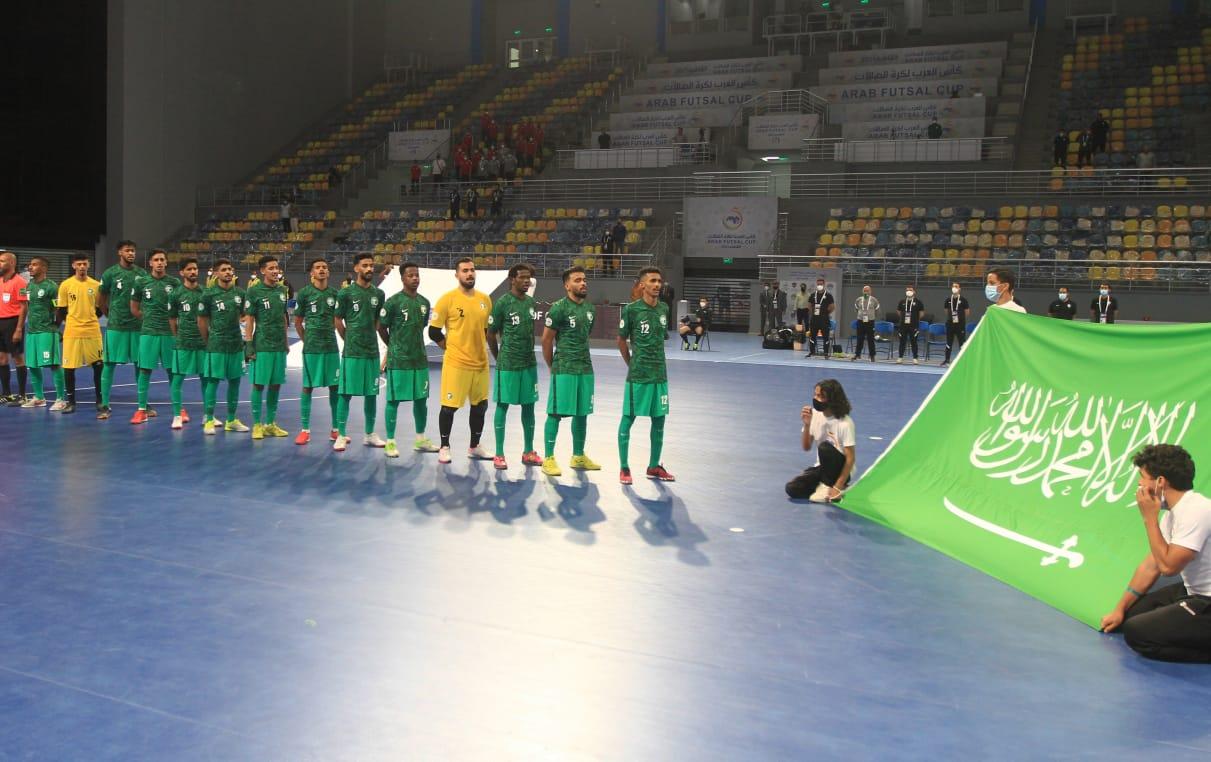 البطولة العربية لكرة قدم الصالات